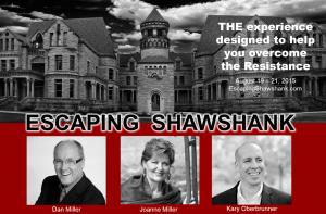 Escaping Shawshank 1
